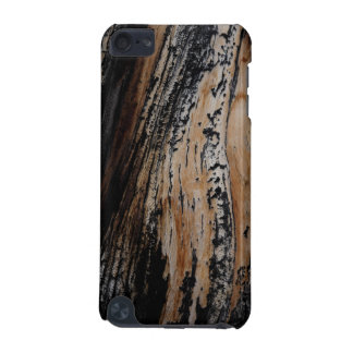 Burnt Tree Bark Texture iPod Touch (5th Generation) Cover