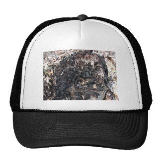 Burnt Tree Stump Hats
