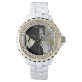 Burnt Wristwatch