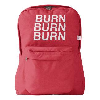 burnXburn bagpack Backpack