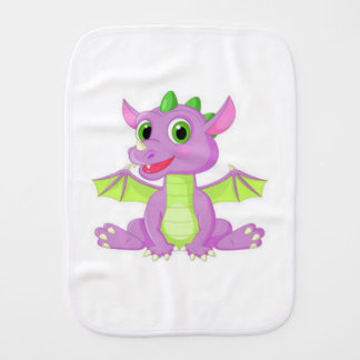 Burp Cloth/Baby Dragon Burp Cloth