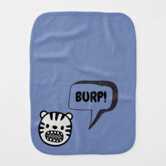 Burp Monster Burp Cloth