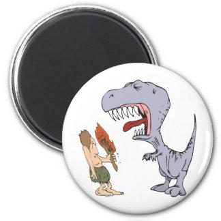 Burping Dinosaur Magnet
