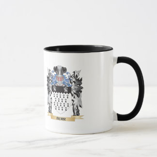 Burr Coat of Arms - Family Crest Mug