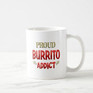 Burrito Addict Mugs