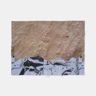 Burrito Fleece Blanket