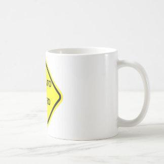 Burrito On Board Coffee Mug