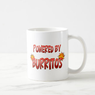 Burrito Power Coffee Mug