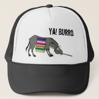 burro, Ya! Burro Trucker Hat