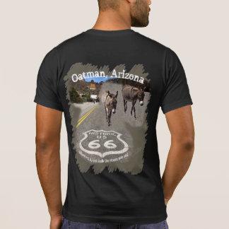 Burros On The Street of Oatman, Arizona T-Shirt