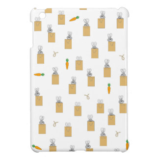 Burrowing Bounders Bags Of Bunnies iPad Mini Covers