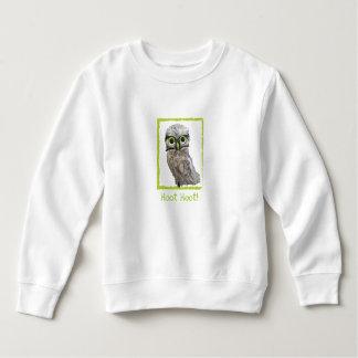 Burrowing Owl Sweatshirt