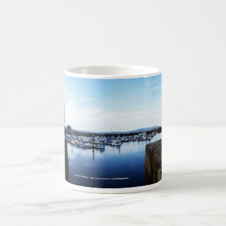 Burry Port  Harbour Coffee Mug