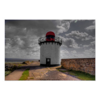 Burry Port Lighthouse - 2009 Poster