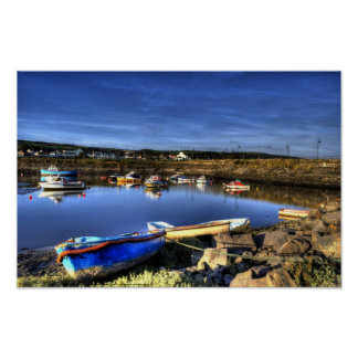 Burry Port West Inner Harbour Posters
