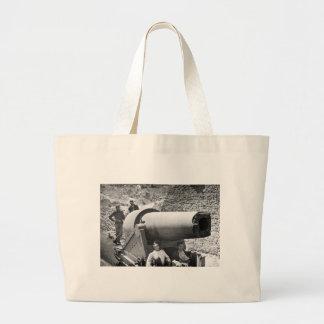 Burst Muzzle, 1863 Jumbo Tote Bag