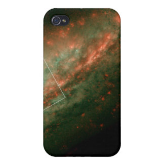 Burst of Star Formation Drives Bubble in Galaxy NG Cases For iPhone 4