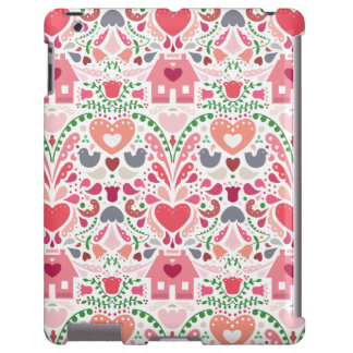 Bursting at the Seams with Love iPad Case