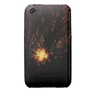 Bursting through the Trees Case-Mate iPhone 3 Case