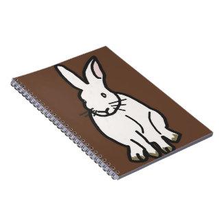Burt the Bunny Notebook
