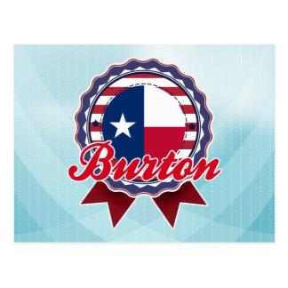 Burton, TX Postcard