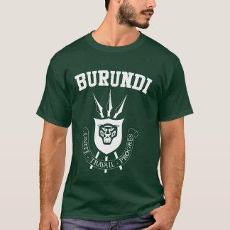 Burundi Coat of Arms T-Shirt