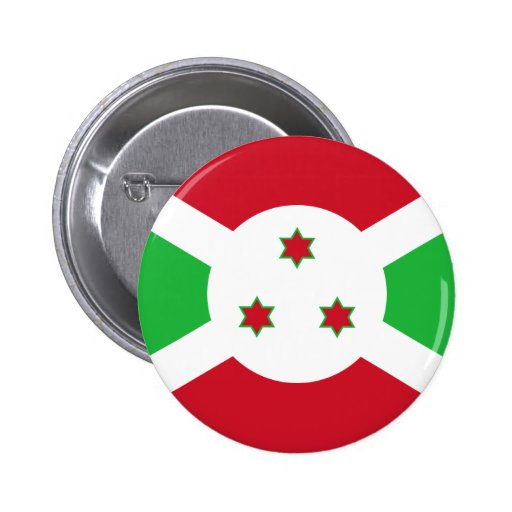 Burundi Flag Button