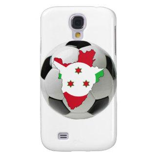 Burundi football soccer galaxy s4 case