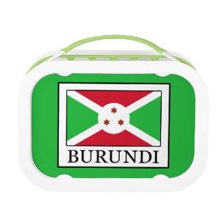 Burundi Lunch Box