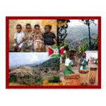 Burundi Postcard
