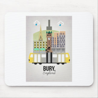 Bury Mouse Mat