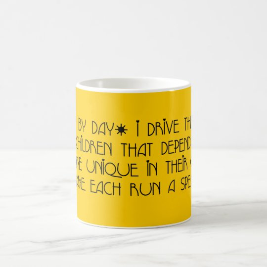Bus Driver Day By Day Coffee Mug