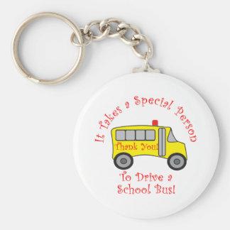 Bus Driver Key Chain