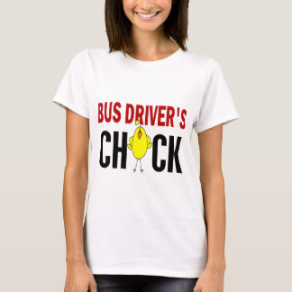 BUS DRIVER'S CHICK T-Shirt