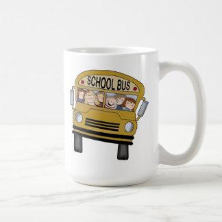 Bus Driver with Poem Coffee Mug