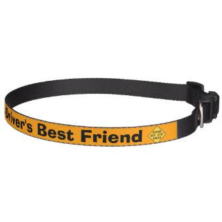 Bus Driver's Best Friend Pet Collar