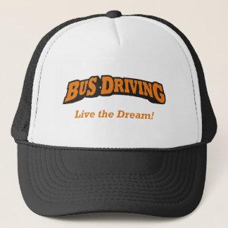 Bus Driving / LTD Trucker Hat