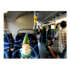 Bus Gnome Postcard