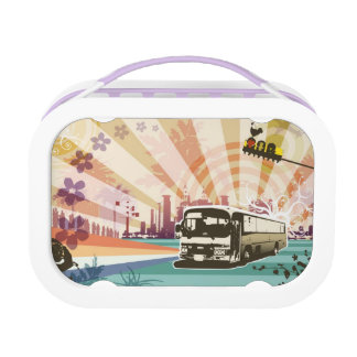 Bus Lunch Box