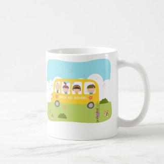 Bus School Back To School Mug