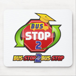 Bus-stop 2 Bus-stop Clothing and Acessories Mouse Pads