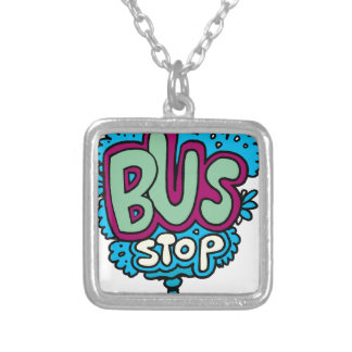 Bus Stop Bird Custom Jewelry
