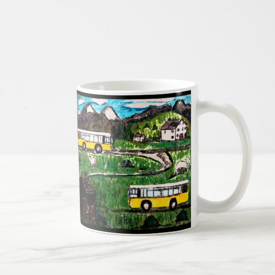 Bus Trip Coffee Mug