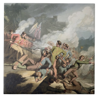 Busaco, 27th September 1810, from 'The Victories o Tile