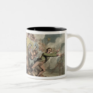 Busaco, 27th September 1810, from 'The Victories o Two-Tone Coffee Mug