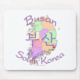 Busan South Korea Mouse Pad