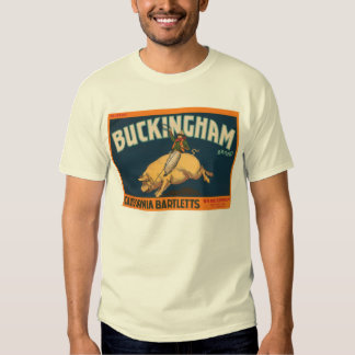 Busckingham California Bartletts Vintage Crate Lab Shirt