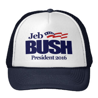 Bush 2016 cap
