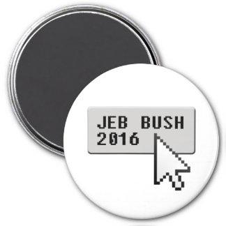 BUSH 2016 CURSOR CLICK -.png Refrigerator Magnets
