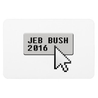 BUSH 2016 CURSOR CLICK - png Vinyl Magnets